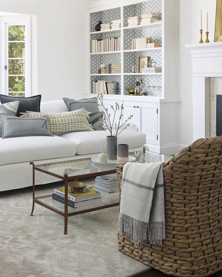 Miramar Sofa Living Room via Serena