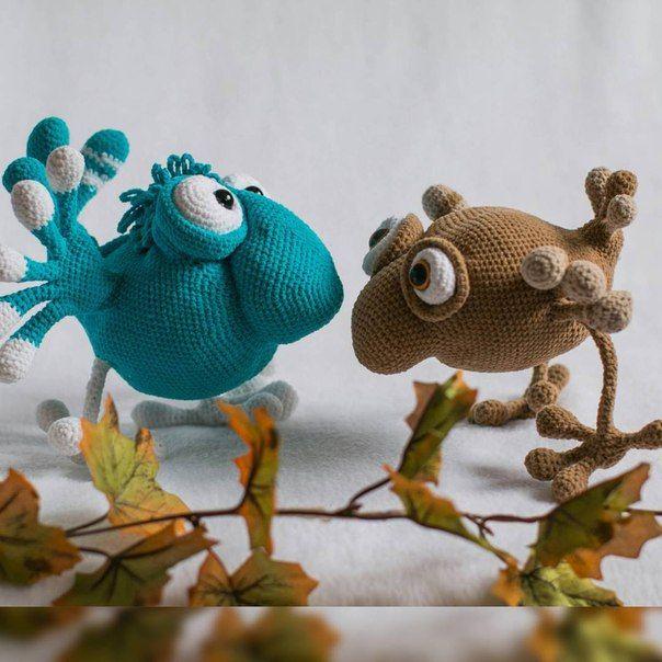 ♥♥♥Авторская вязаная игрушка Светланы Перцевой♥♥