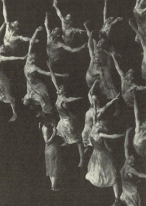 "pina bausch ""the right of spring"" 
