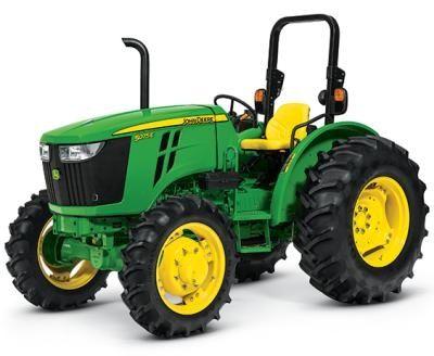 John Deere 5055E,5065E,5075E, 5078E,5085E,5090E Tractors Diagnosis