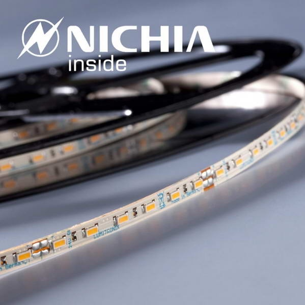 24=180W per meter, from 44.99€/m, flexible LED Strip in a roll of  2.5m