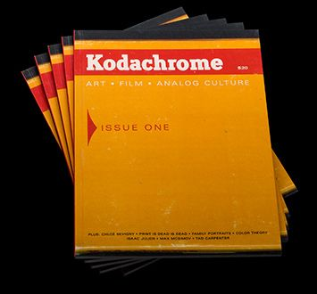 Kodachrome Magazine Issue-1, 2017