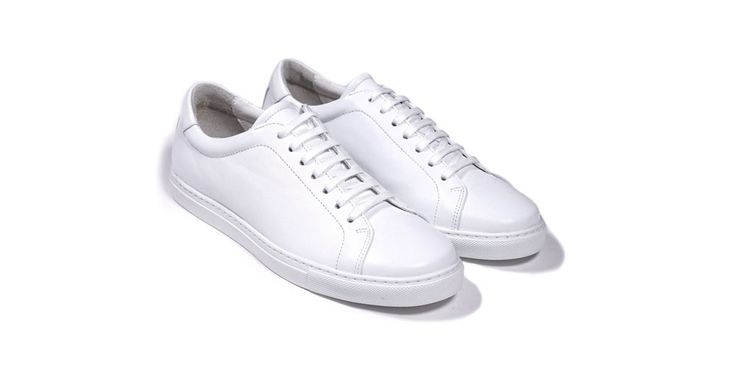 10 Best White Sneakers for Men - 10 White Shoes to Wear Right Now