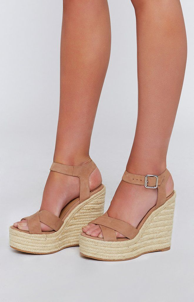 769d991a Tony Bianco Boston Wedge Caramel | FAVS | Wedges, Shoes, Espadrilles