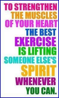Lift someone up : ): Fit Workout, Heart, Kind Quotes, Motivation Quotes, From Exercise, Favorite Quotes, Building Muscle, Living, Inspiration Quotes