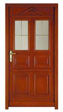Vchodové dveře Sapeli - Katrin. Více na http://www.dodo-dvere.cz/cz/k/Vnitrni-dvere-sapeli.aspx