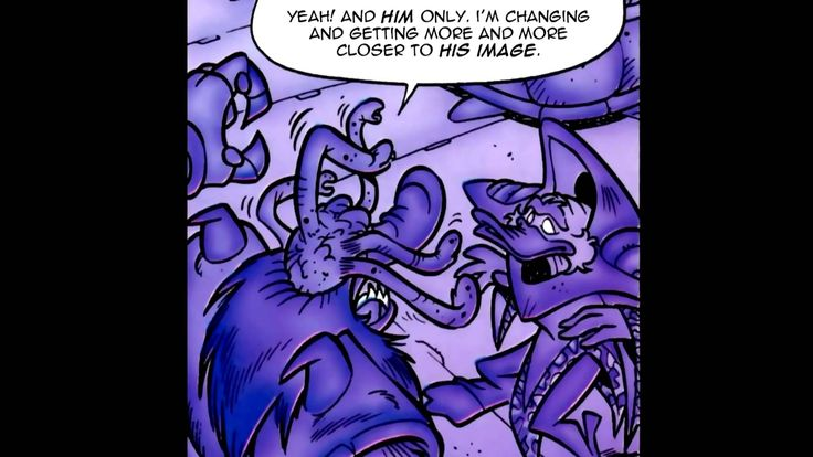 PKNA - Metamorphosis (Motion Comic)
