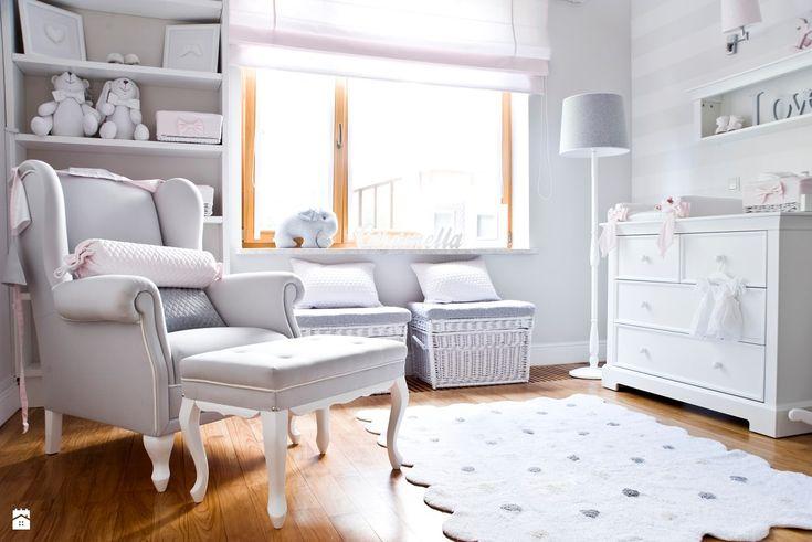 Pokój córecki Zosi Ślotały - zdjęcie od Caramella - Pokój dziecka - Styl Klasyczny - Caramella