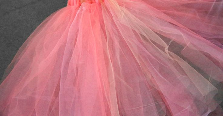 DIY tutu skirt instructions - Everyday Dishes & DIY
