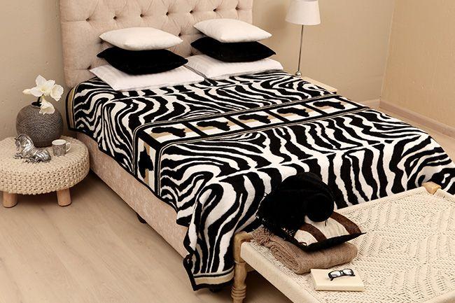 New Eland blanket - animal print Africa