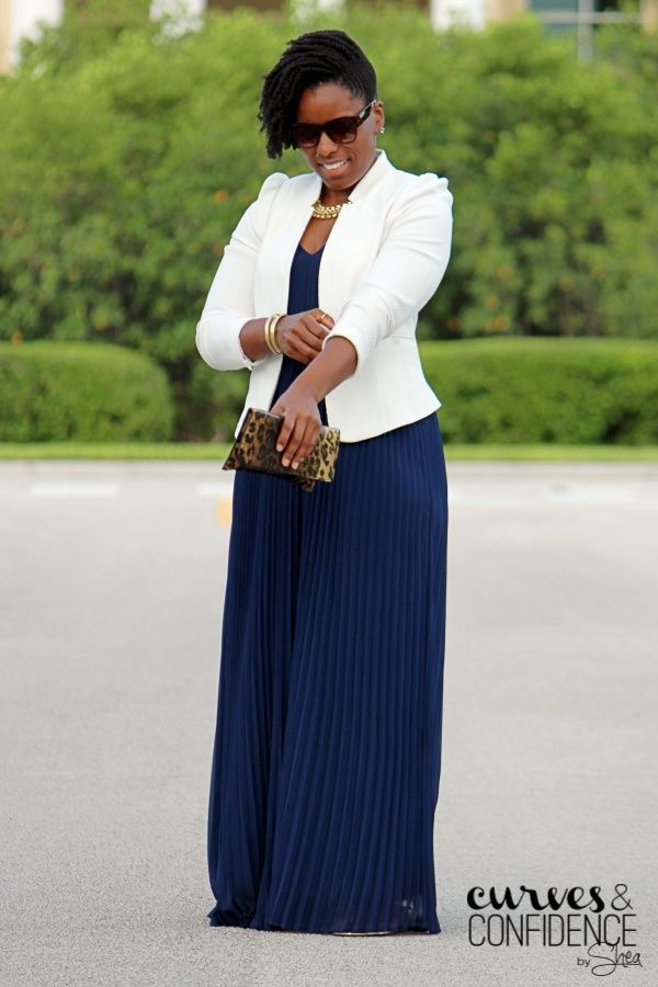 Curves and Confidence | Inspiring Curvy Women One Outfit At A Time: Hello and Goodbye