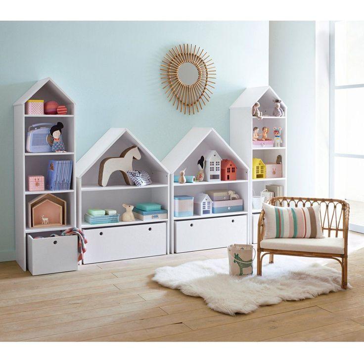 Шкафы для игрушек в детскую комнату: 90 ярких и практичных решений для вашего малыша http://happymodern.ru/shkafy-dlya-igrushek-v-detskuyu-komnatu/ Комбинированные полки для хранения книг и игрушек Смотри больше http://happymodern.ru/shkafy-dlya-igrushek-v-detskuyu-komnatu/