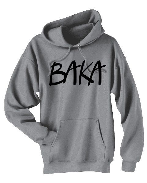 Hoodie Design Ideas 100 t shirt design ideas inspiration printaholic Anime Hoodie Baka Japanese Phrase Sweatshirt Funny Insult Design Otaku Anime Convention Hoodie Geek Clothing Manga