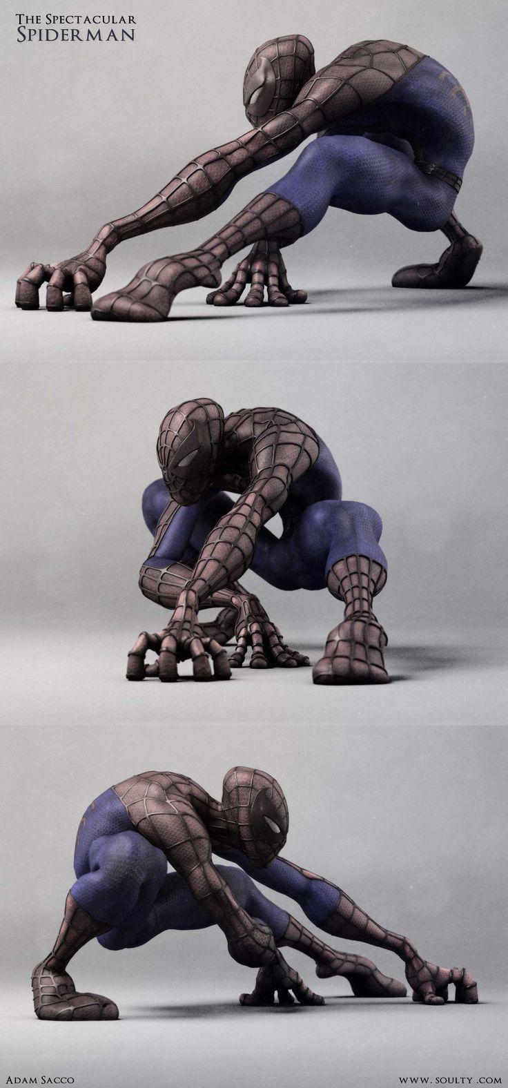 Yury Muzyrya: 151 Best 3D Cartoon & Stylized Characters Images On