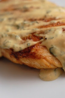 Sugar & Spice by Celeste: Sauteed Chicken in Mustard-Cream Sauce