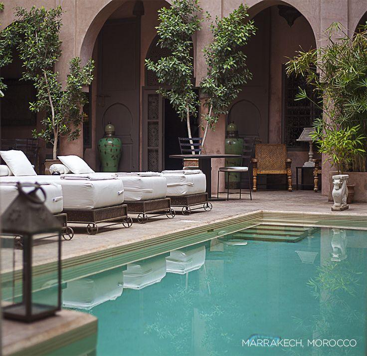 Riad Noir d'Ivoire, Marrakech. #hotel #photography #riad