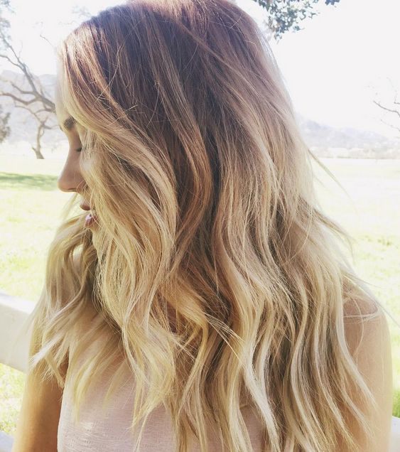 Lauren Conrad's hair secrets — you NEED to read these