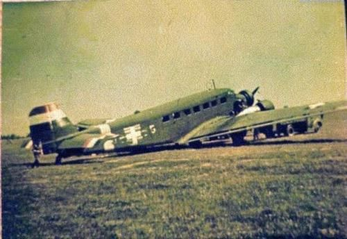 Junkers Ju-52/3m - Hungary, pin by Paolo Marzioli