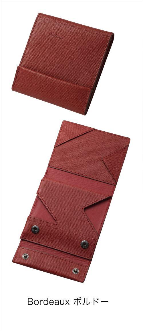 《公式》グッドデザイン賞を受賞した、薄い財布のレディースカラー。SUPER CLASSICがおすすめする、レディース向け二つ折り財布「薄い財布 abrAsus」。シンプルで使いやすいカタチが、今まで味わったことのない快適さを提供。