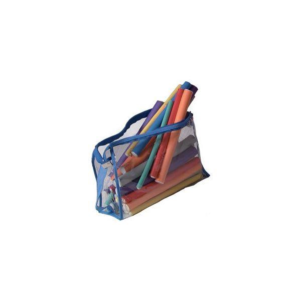 Flexi Rods / Bigoudis Flexibles - Assortiment de 24 pièces