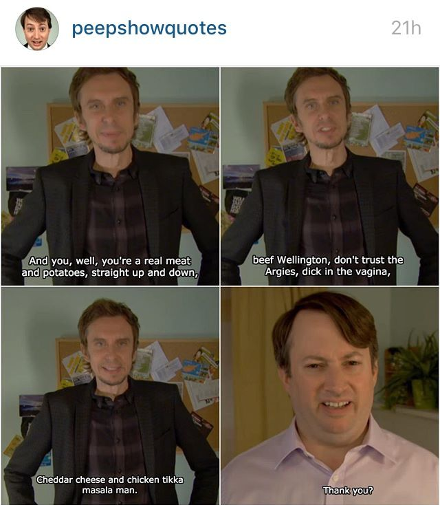 1000+ Images About Peep Show On Pinterest