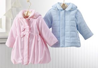 Emile Et Rose -   Precious babies should be cuddled in the sweetest comforts, and this Emile et Rose pastel collection delivers. Beautiful quality is combined with cozy details, and versatile mix-and-match abilities will always come in handy. In gentle pinks and blues, they've got timeless appeal—meaning t...  #Beret, #Bodysuit, #Cardigan, #Dress, #Footie, #Headband, #Jacket, #Pan, #Romper, #Shirt, #Sweater, #Tights, #Trouser, #Vest