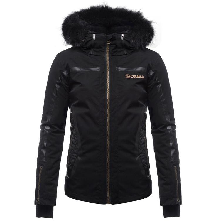 Jacheta ski Colmar model 2086 negru pentru femei « ActivShop Brasov magazin online