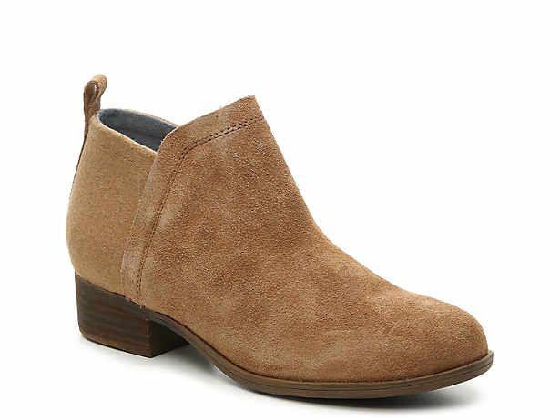 Shoes Women S Beige Brown Low Heel 1 2 Ankle Boots Dsw Boots Brown Ankle Boots Womens Boots