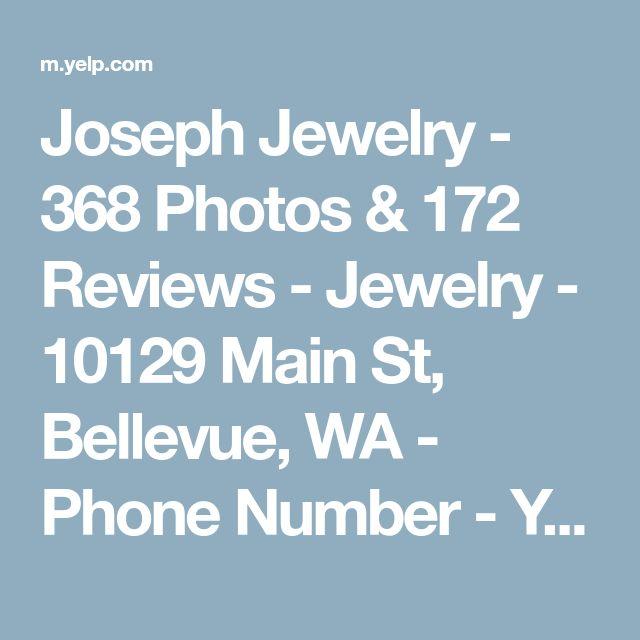 Joseph Jewelry 368 Photos 172 Reviews Jewelry 10129 Main
