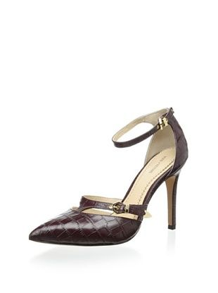 66% OFF Pour La Victoire Women's Corinne Dress Pump (Burgundy)