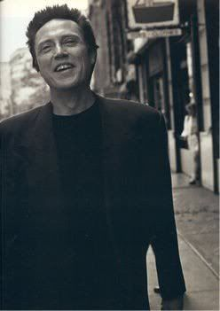 Christopher Walken... great actor, both funny and dramatic