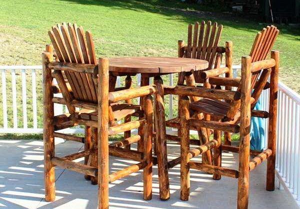 Rustic Patio Furniture - Rustic Furniture