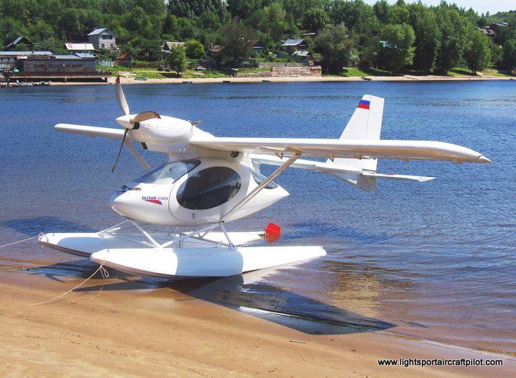 Elitar Sigma light sport aircraft - experimental lightsport aircraft