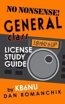 No-Nonsense Study Guides - KB6NU's Ham Radio Blog - FREE .pdf study Guide for your Ham Radio Technician's License
