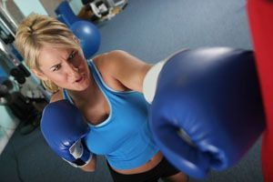 Boxing Workouts to Lose Weight