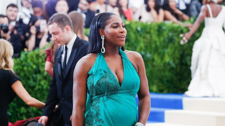 Serena Williams Shows Off Already Fit Post-Baby Body Less Than A Month After Giving Birth - Check Out The Pic! #SerenaWilliams celebrityinsider.org #Sports #celebrityinsider #celebrities #celebritynews #celebrity #sportsnews