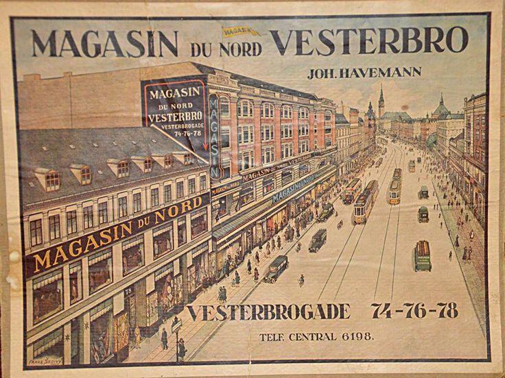 Magasin du Nord Vesterbro