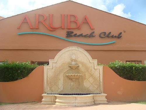 ARUBA BEACH CLUB.....our home away from home.