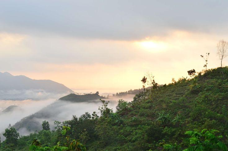 Bukit Banyon Pesona Keindahan di Trenggalek Jawa Timur - Jawa Timur