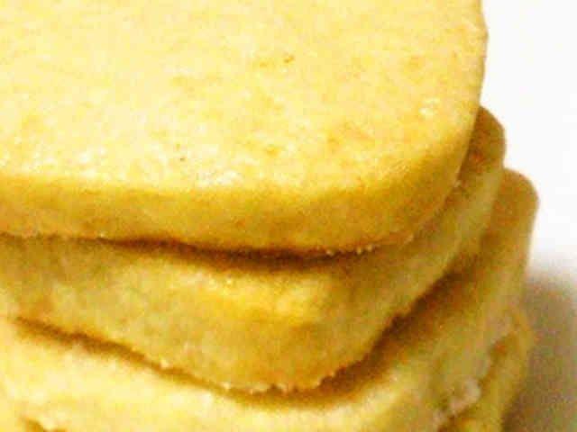 簡単クッキー☆レモンシュガー♪の画像