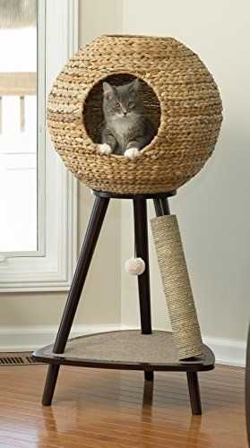 well i donu0027t love this cat tower as much as my cat does