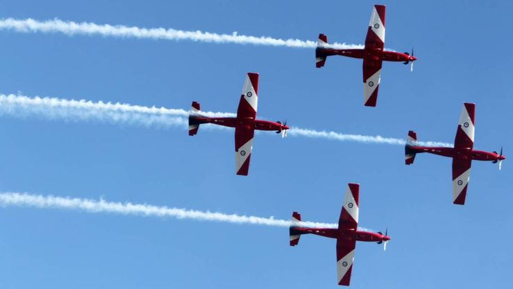Thrilling display at Wings Over Illawarra 2013