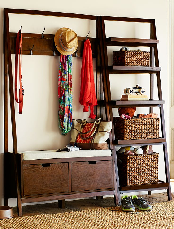 Best 25+ Hall tree with storage ideas on Pinterest ...