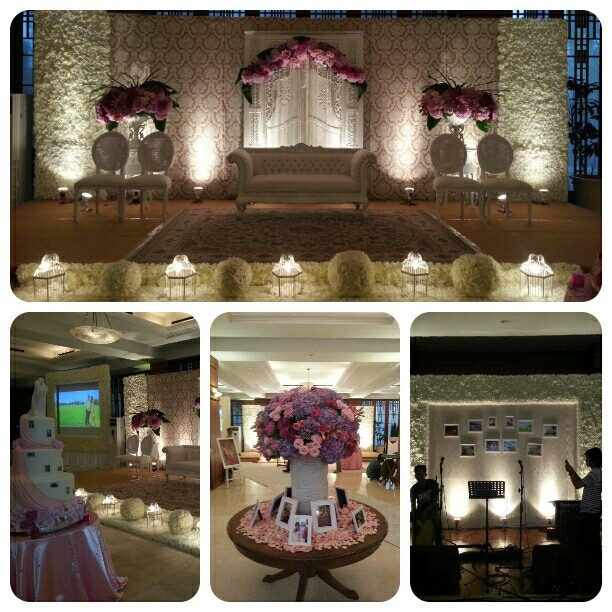 Decoration wedding#jakarta#indonesia#creative by Rolas Decor#@Stephanie Close Ford suryo