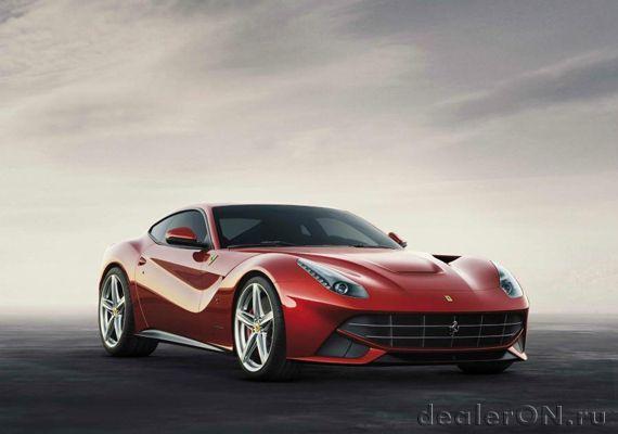 Ferrari выпустит модель ограниченного выпуска из 10 автомобилей для США | Новости автомира на dealerON.ru
