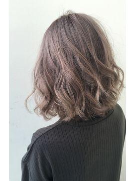【LAILY】ミルクティーカラー×エアウェーブ☆(北村亮) - 24時間いつでもWEB予約OK!ヘアスタイル10万点以上掲載!お気に入りの髪型、人気のヘアスタイルを探すならKirei Style[キレイスタイル]で。