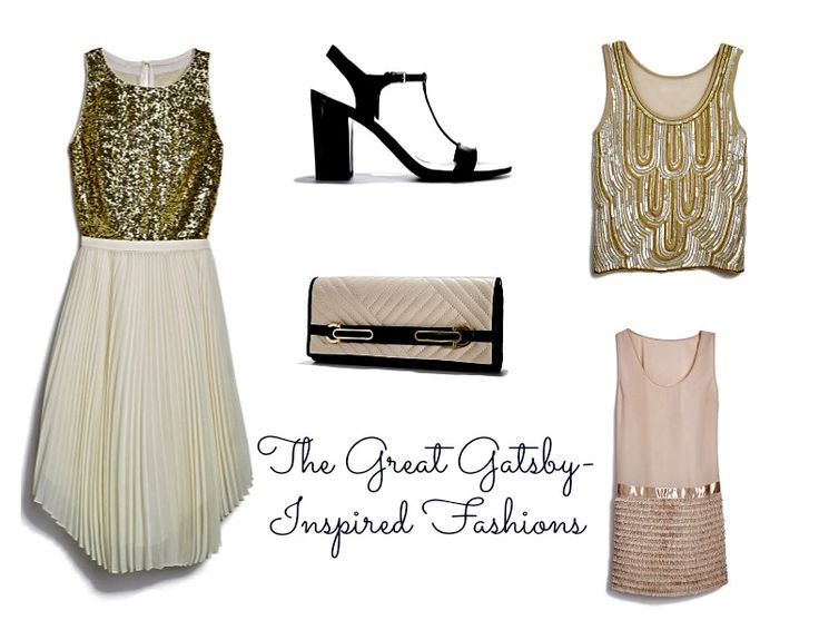 The Great #Gatsby Fashions