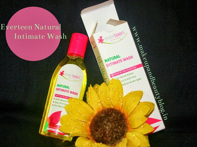 Everteen Feminine Natural Intimate Wash is approved by Indian FDA and contains 100% natural active ingredients which make it extra mild and suitable for all type of skins, Everteen Natural Intimate Wash is scientifically designed to promote body's natural vaginal balance and maintain complete vaginal hygiene. Antimicrobial properties of 100% natural active ingredients of Everteen inhibit bacterial growth causing vaginal infection, unpleasant odour and irritation,