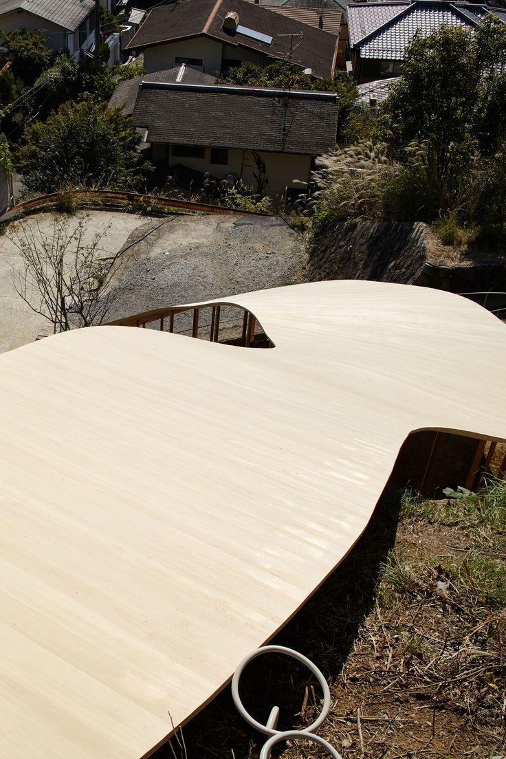 nendo, Daici Ano, Yasunori Shimomura · Roof and Mushrooms · Divisare