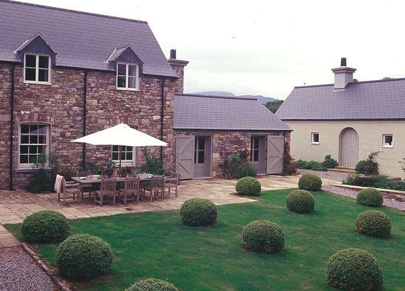 Irish Country House Plans